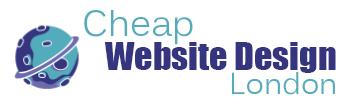 Cheap website Design London Logo