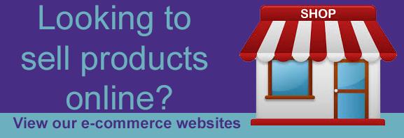 e-commerce website design service london