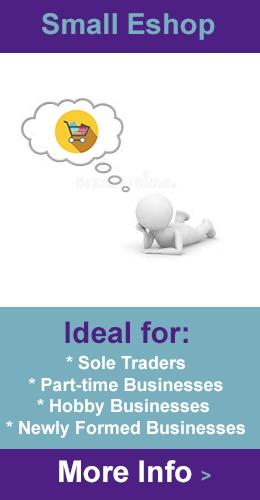 small ecommerce website design london