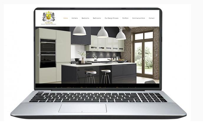 cheap website design example 7